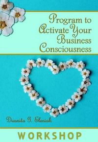 Program to Activate Your Business Consciousness Workshop